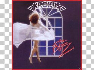 The Blitz Krokus Heavy Metal Album Compact Disc PNG