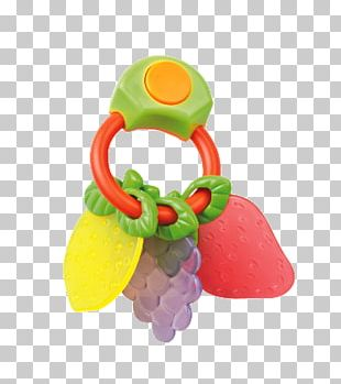 Infant Tooth Child Rattle Toy PNG