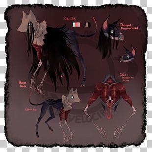 Horror Artist Demon PNG