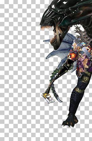 Predator Alien Action & Toy Figures Model Figure National Entertainment Collectibles Association PNG