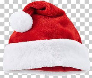 Santa Claus Hat Shoe PNG