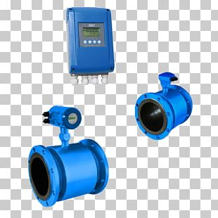 Flow Measurement Magnetic Flow Meter Magnetic Field Volumetric Flow Rate Electrical Conductor PNG