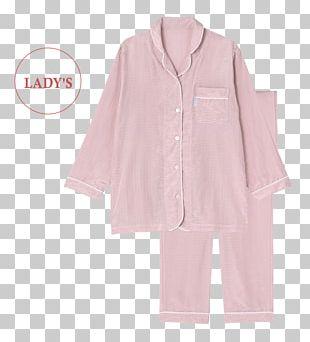 Pajamas Pink M Sleeve RTV Pink Outerwear PNG