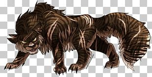 Tigerstar Warriors Into The Woods Erin Hunter PNG
