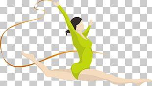 Artistic Gymnastics Drawing Rhythmic Gymnastics PNG