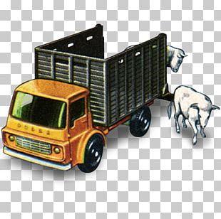 Car Dump Truck Pickup Truck PNG