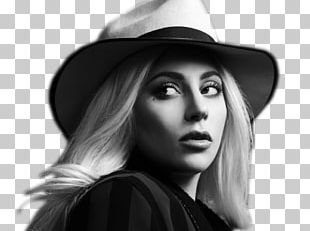 Lady Gaga Black And White New York City Super Bowl LI Halftime Show Joanne PNG