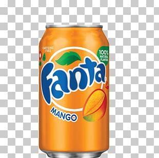Fanta Fizzy Drinks Coca-Cola Flavor Cream Soda PNG