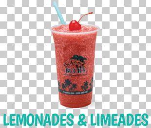 Strawberry Juice Lemonade Smoothie Slush Limeade PNG