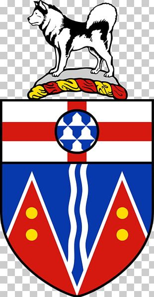 Whitehorse Alaska Flag Of Yukon Coat Of Arms Of Yukon PNG