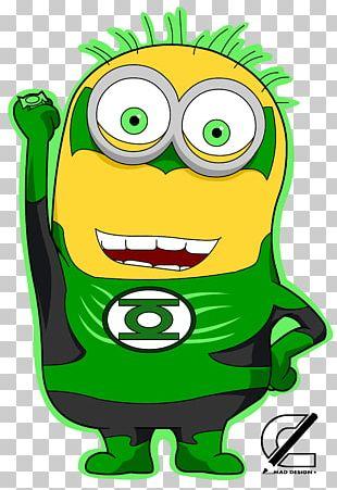Green Lantern Corps Minions Aquaman DC Comics PNG
