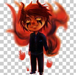 Cartoon Demon Desktop Blood PNG