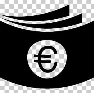 Euro Banknotes Euro Sign Euro Coins PNG