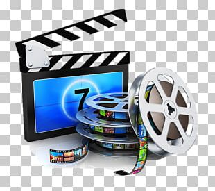 Clapperboard Video Production Film Cinema PNG