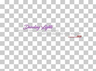 Logo Brand Purple Line Font PNG