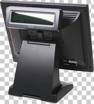 Point Of Sale Computer Monitors Touchscreen Vacuum Fluorescent Display Display Device PNG