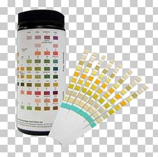 Urine Test Strip Clinical Urine Tests Laboratory Reagent PNG