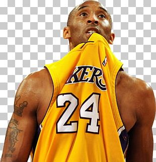 Kobe Bryant Los Angeles Lakers NBA Jersey Detroit Pistons PNG