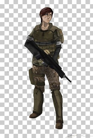 Soldier Infantry Military Uniform Marines PNG