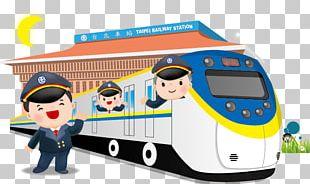 Train Rail Transport High-speed Rail PNG
