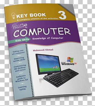 Computer Science Book Personal Computer Computer Font PNG
