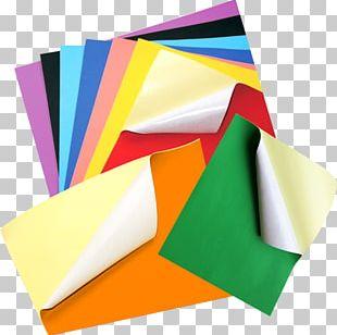 Construction Paper Sticker Label Standard Paper Size PNG