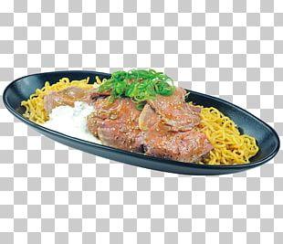 Yakisoba Beef Noodle Soup Thai Cuisine Ramen Japanese Cuisine PNG