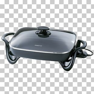Frying Pan Non-stick Surface Griddle Home Appliance Kitchen PNG