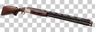 Gun Barrel Shotgun Over–under Weapon PNG