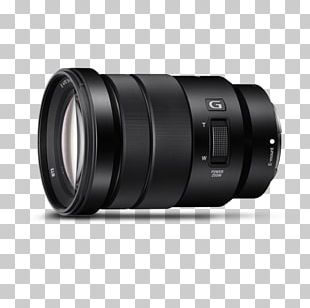 Sony E PZ 18-105mm F4 G OSS Sony E-mount Camera Lens Zoom Lens Sony α PNG
