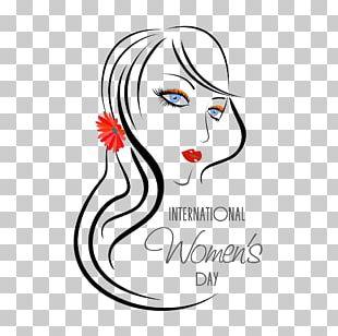 International Womens Day Woman PNG
