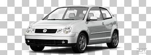 Volkswagen Polo City Car Alloy Wheel PNG