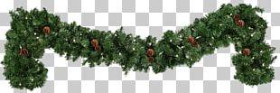 Garland Christmas PNG