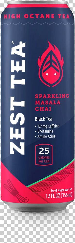 Iced Tea Masala Chai Caffeinated Drink Green Tea PNG