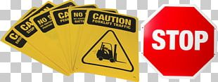 Stop Sign Warning Sign Signage PNG