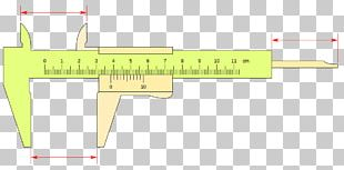 Calipers Hand Tool Vernier Scale Measuring Instrument PNG