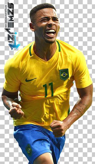 Gabriel Jesus Brazil National Football Team Manchester City F.C. 2018 FIFA World Cup Sociedade Esportiva Palmeiras PNG