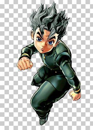 JoJo's Bizarre Adventure: Eyes Of Heaven Jotaro Kujo Josuke Higashikata PlayStation 4 Koichi Hirose PNG