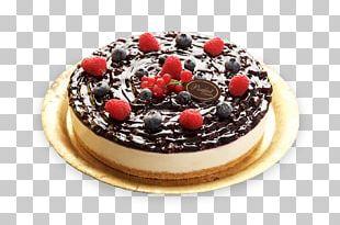 Tart Chocolate Cake Cheesecake Cream PNG