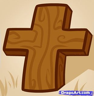 Drawing Christian Cross Art Sketch PNG