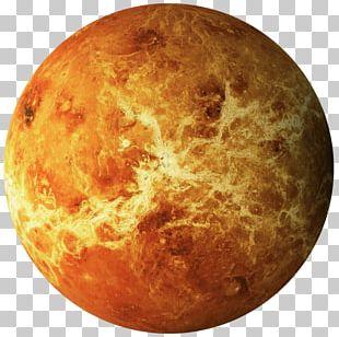Earth Venus Planet Solar System Night Sky PNG