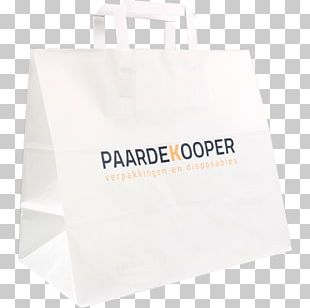Shopping Bag Paper Design White PNG