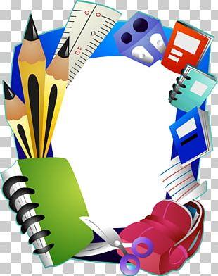 School Frames Creativity PNG