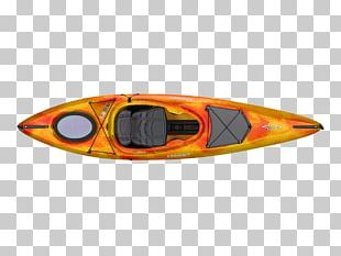 Recreational Kayak Canoe Paddle Boat PNG