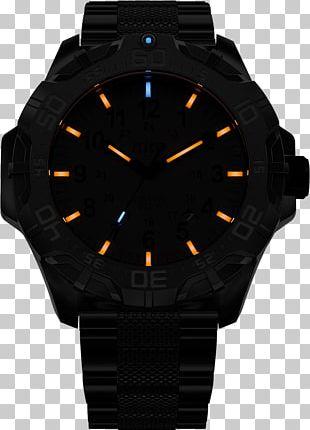 Watch Strap Bracelet Clock Tritium Radioluminescence PNG