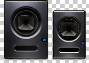 Subwoofer Studio Monitor Computer Speakers Coaxial Computer Monitors PNG