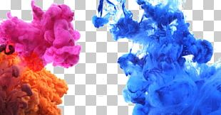 Color Acrylic Paint Ink PNG