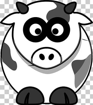 Jersey Cattle Holstein Friesian Cattle Taurine Cattle Drawing Cartoon PNG