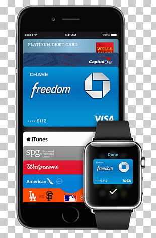 IPhone 6 Apple Pay Mobile Payment PNG