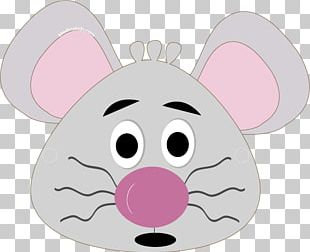 Template Minnie Mouse Mickey Mouse Mask PNG